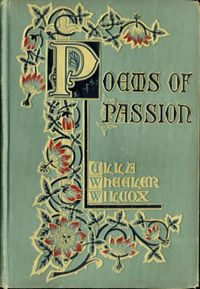 Poems of passion By Wilcox book cover.jpg